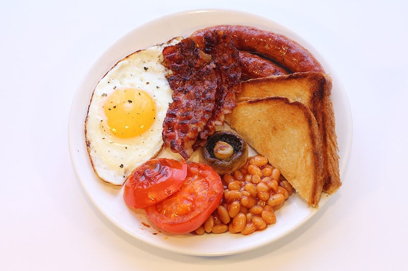 Full English Breakfast Recipe For Beginners