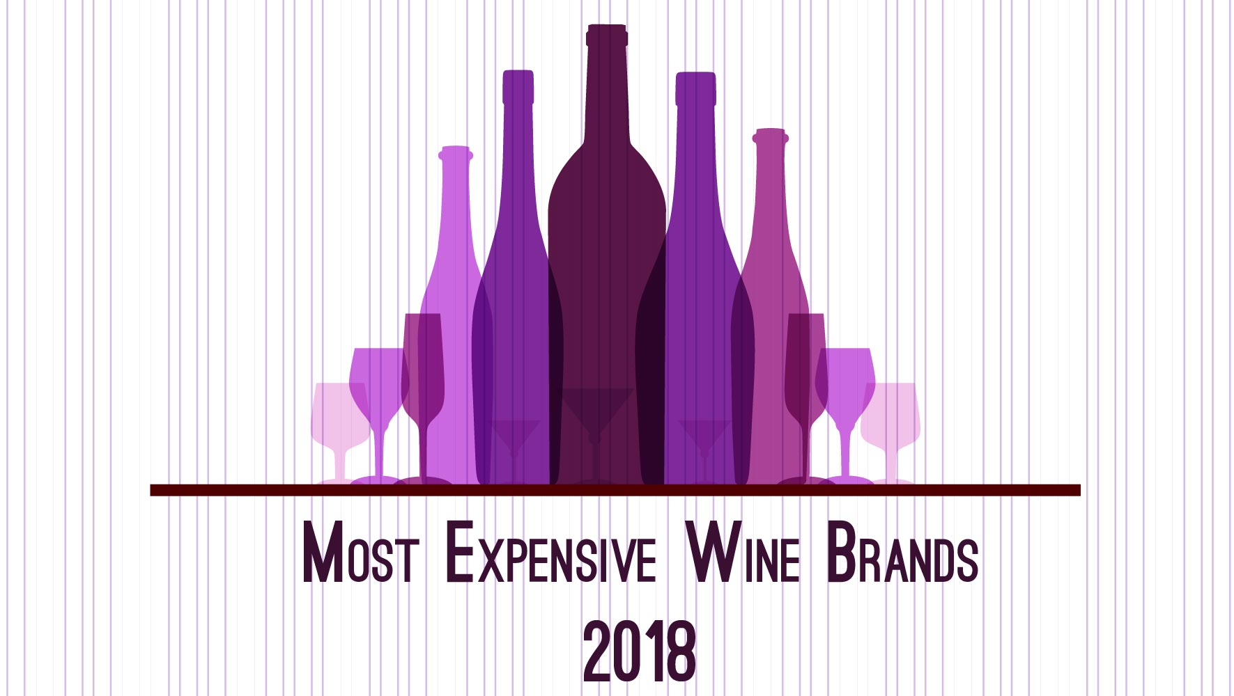 Top 17 Most Expensive Wine Brands Sold In The History